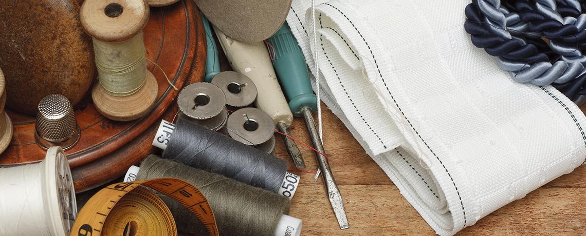 Tapicer a y decoraci n textil for Tapiceria y decoracion